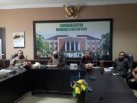 Pimpinan MS Aceh Melaksanakan Pembinaan kepada Mahkamah Syar'iyah se Aceh