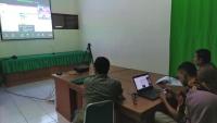 "MS Calang Mengikuti Virtual Meeting ""Bimbingan Teknis Petunjuk Penyusunan RKA-KL Tahun Anggaran 2021"""