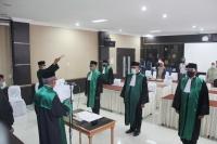 Ketua MS Aceh Melantik 3 Orang Ketua MS Kabupaten/Kota