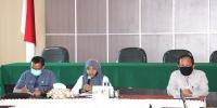 Pembinaan Kepaniteraan Oleh Ketua Mahkamah Syar'iyah Aceh