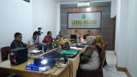 Kepaniteraan MS Sigli Gelar Rapat Monev SIPP