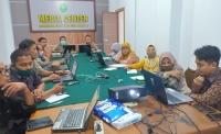 Sosialisasi Pengisian Penilaian Kinerja Pegawai di MS Sigli