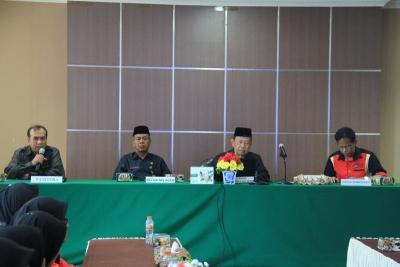 Mahasiswa University Kebangsaan Malaysia Berkunjung ke MS Aceh