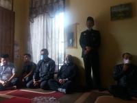 Ketua, Wakil Ketua dan Pegawai Mahkamah Syar'iyahAceh Melakukan Ta'ziahPada Dua Rumah Duka