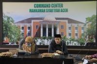 Mahkamah Syar'iyah Aceh menerima kunjungan Kerja Kepala Balai Arsip Statis dan Tsunami Arsip Nasional RI.