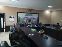 MS Aceh Peserta Teleconference Aktif Bersama Pimpinan MA