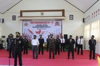 Ketua MS Tapaktuan Hadiri Upacara Hari Bhayangkara ke-74 Secara Virtual