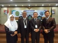 Ketua MS Aceh Peserta Mentoring Leader Di Pusdiklat MA