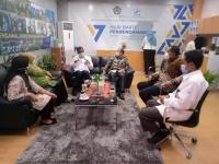 Ketua MS Aceh Melakukan Kunjungan Silaturahmi ke Kanwil Ditjen Perbendaharaan Provinsi Aceh