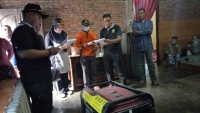 Descente Ke-5 Mahkamah Syar'iyah Simpang Tiga Redelong