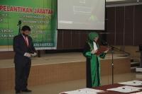 Ketua MS Aceh Mengambil Sumpah dan Melantik 3 orang Hakim Tinggi dan 13 orang Ketua MS Kabupaten/Kota