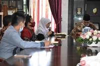 Silaturahmi Antar MS Aceh, MS Bireuen Dan Pemkab Bireuen