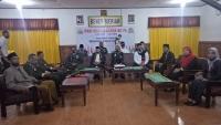 KMS Simpang Tiga Redelong Hadiri Acara Bhayangkara Ke-74
