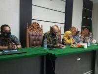 Ketua Mahkamah Syar'iyah Aceh Melakukan Pembinaan Kepada Seluruh Aparatur MS Lhoksukon