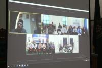 MS Tapaktuan Ikuti Pembinaan dan Pengawasan Melalui Virtual Meeting