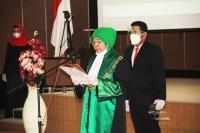 Ketua Mahkamah Syar'iyah Aceh Mengambil Sumpah dan Melantik Hakim Tinggi dan Ketua MS Kab/Kota.