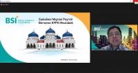 Mahkamah Syar'iyah Calang Mengikuti Sosialisasi Migrasi Payroll Bank Syariah Indonesia (BSI)