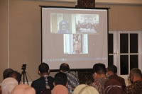 Kepala Biro Kepegawaian Mahkamah Agung R.I Buka Bimtek Wilayah MS Aceh