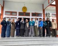 Pembinaan Ketua Mahkamah Syar'iyah Aceh di 3 (tiga) Satker Wilayah Barat |19/06