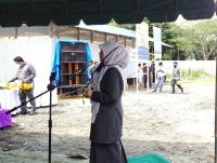 Peletakan Batu Pertama  Pembangunan Gedung Kantor Mahkamah Syar'iyah Suka Makmue