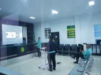 MS Simpang Tiga Redelong Lakukan Persiapan Jelang Virtual Meeting Bersama KMS Aceh