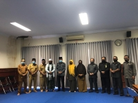 Kunjungan Silaturrahmi dan Audiensi Pimpinan MS Aceh Pada MPU Aceh