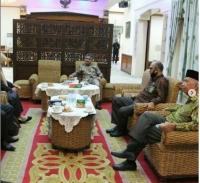 Ketua Mahkamah Syar'iyah Aceh Melakukan Silaturrahmi Dengan Bupati Aceh Utara
