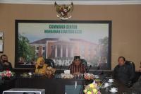 Fakultas Syariah dan Hukum UIN Ar-Raniry Banda Aceh Mengadakan Audiensi Dengan Pimpinan MS Aceh