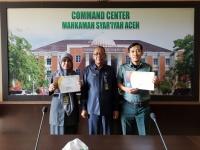 MS Aceh Berikan Penghargaan Kepada ASN Yang Berprestasi