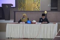 Mahkamah Syar'iyah Aceh Menggelar Rapat Umum