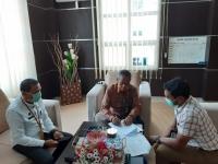MS Aceh Jalin Kerja Sama Dengan BRI Syariah Aceh