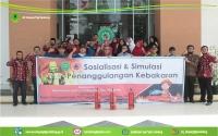 Sosialisasi dan Simulasi Pencegahan Kebakaran di Mahkamah Syar'iyah Simpang Tiga Redelong